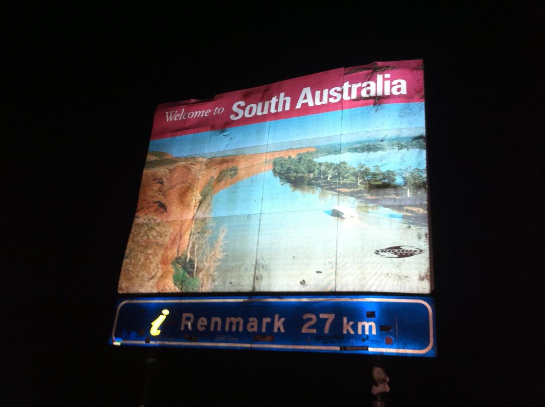 South Australia boarder