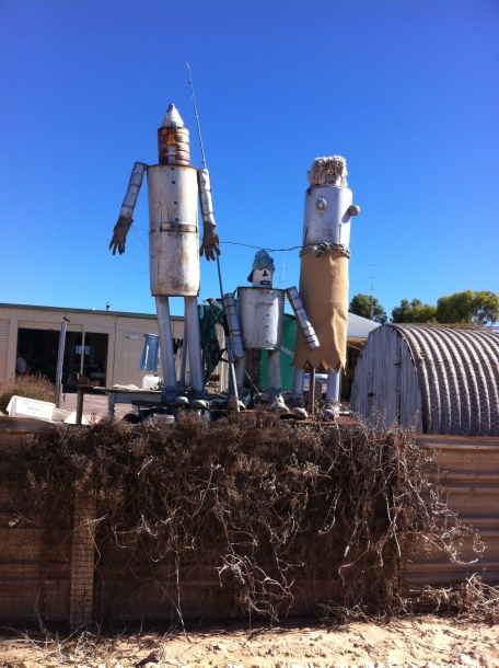 tin man's family