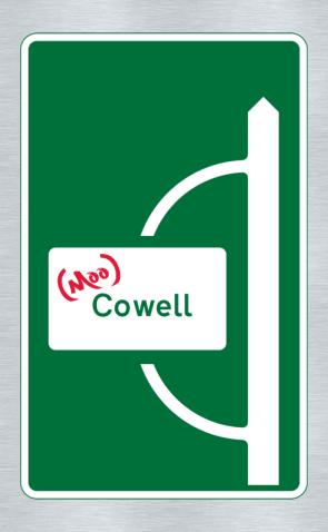 Moo Cowell