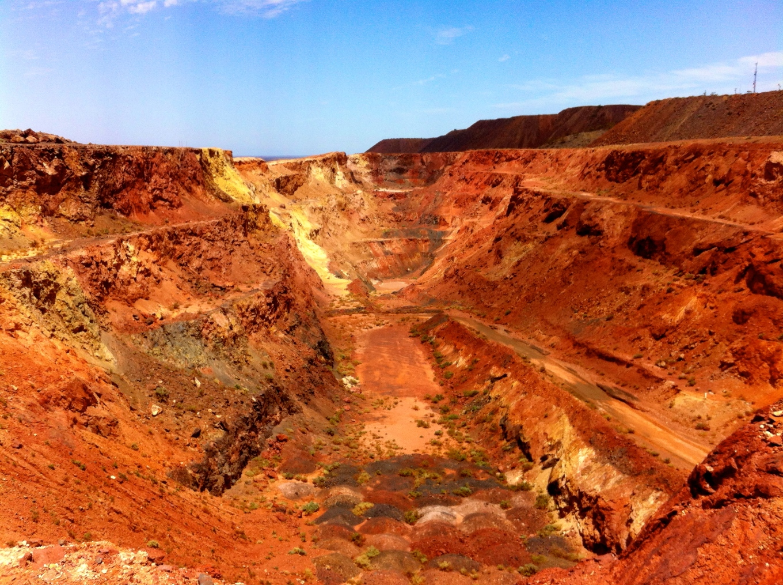 Iron Knob Mine