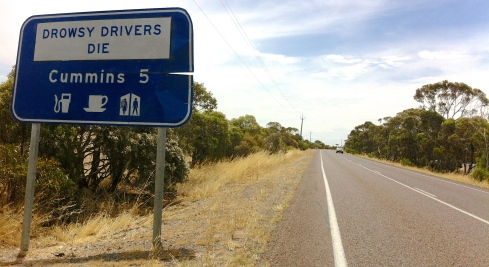 Drowsy Drivers Die