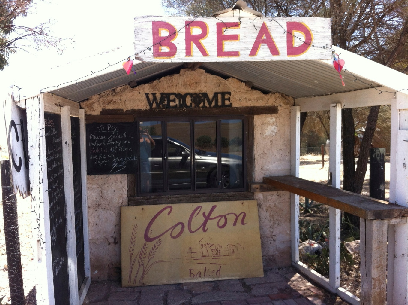 Colton Roadside Bakery