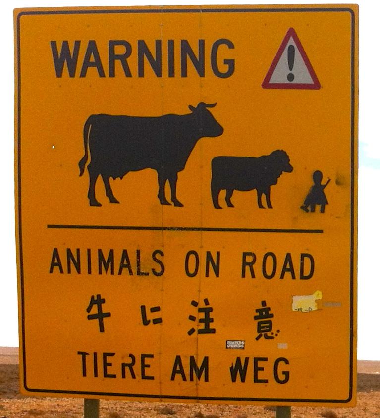 Big Warning