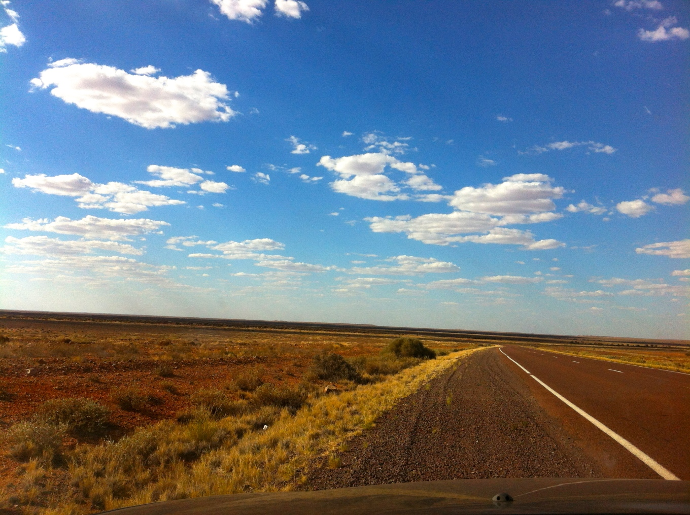 Outback nothingness