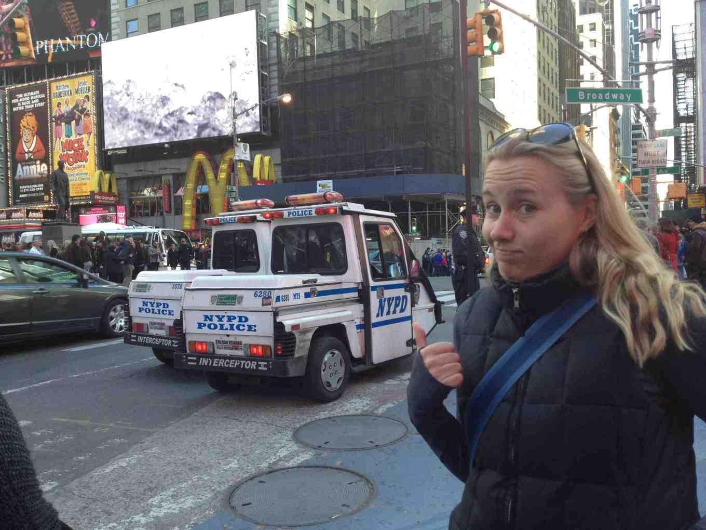 Time Square c