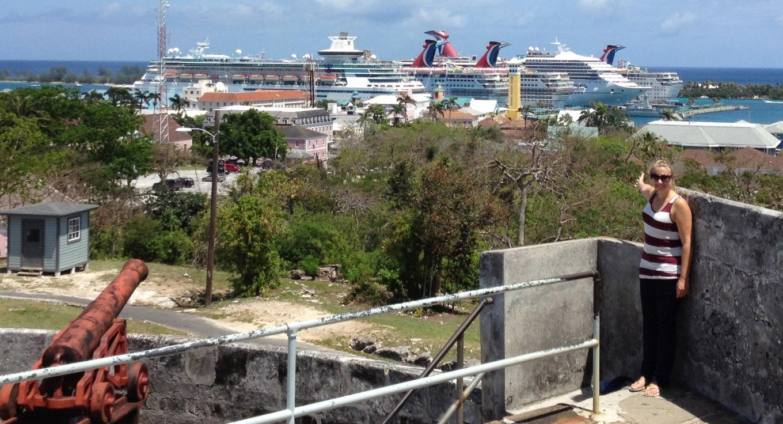 Bahama cruise ships