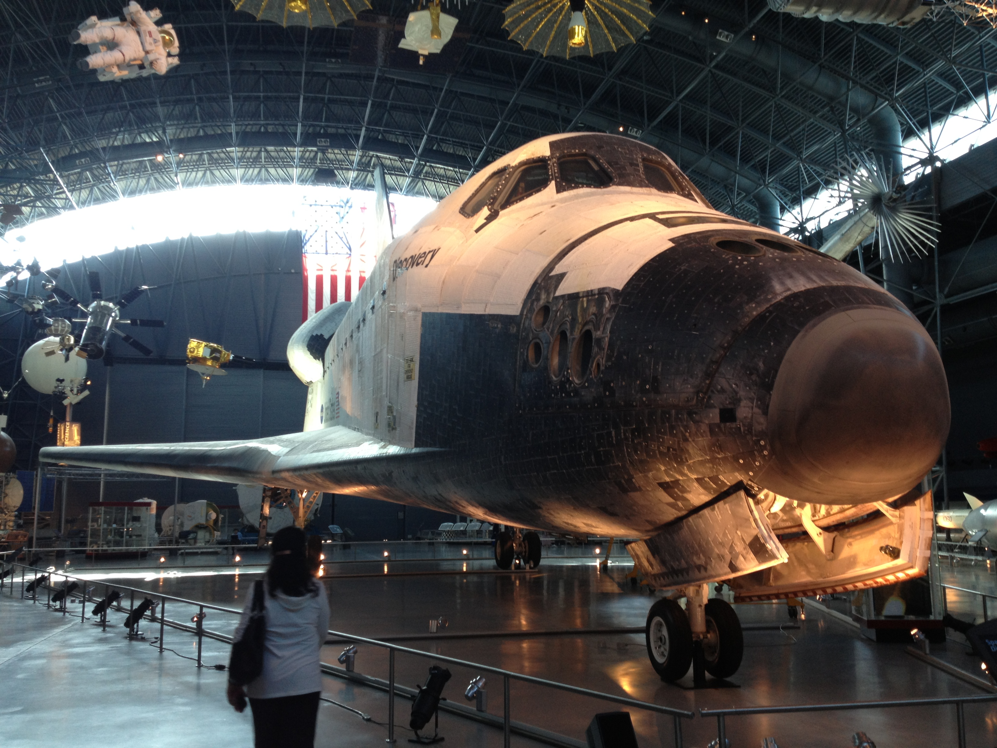 the space shuttle discovery - photo #20
