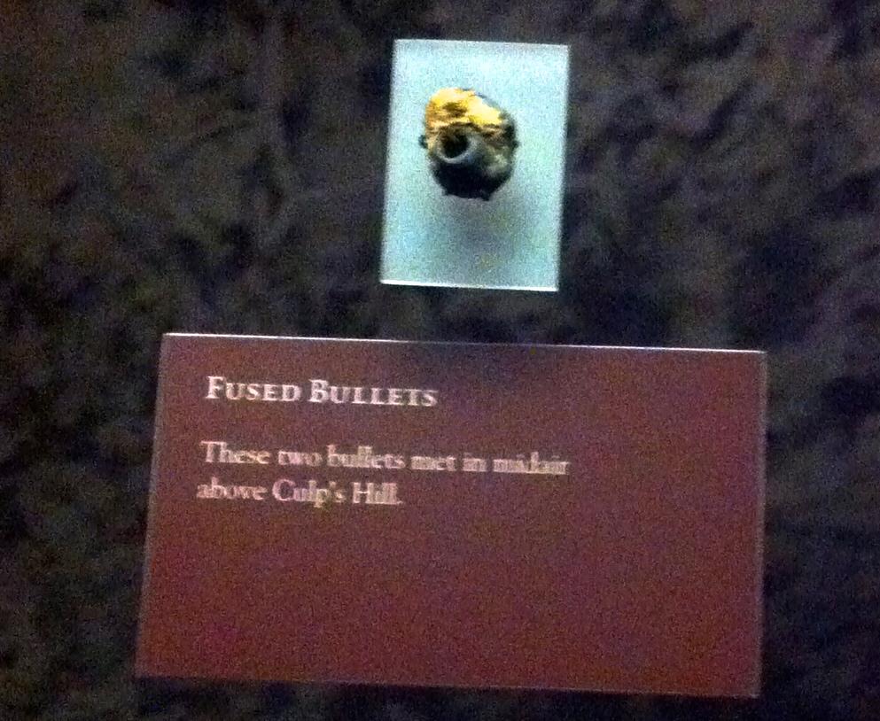 Gettysburg Bullets