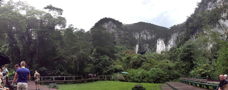Mulu Bat Cave