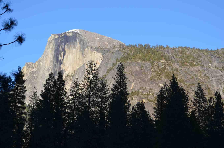 halfdome at Yosemite